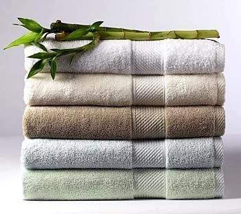 Bamboo fiber towel instructions