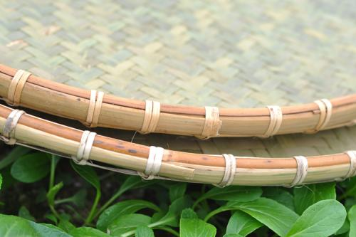 Bamboo products maintenance and selection