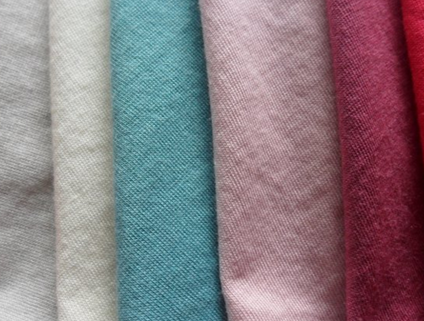 A brief introduction to cotton, bamboo fiber, and modal!