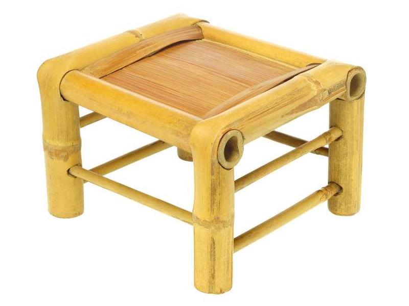 How to make a bamboo chair