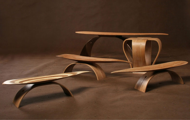 Selection and maintenance of bamboo furniture