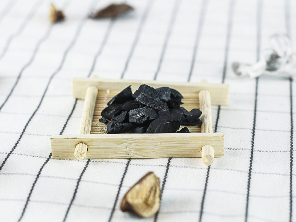 What are the magical uses of bamboo charcoal